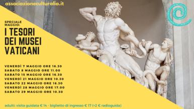 maggio musei vaticani